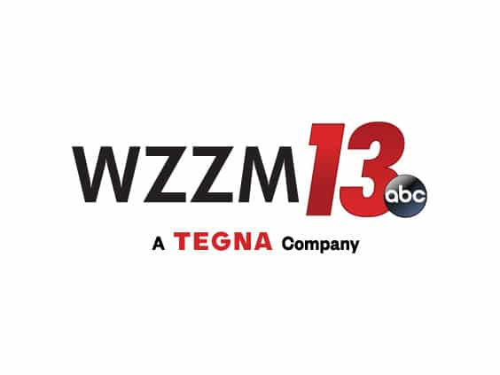 WZZM Channel 13 logo